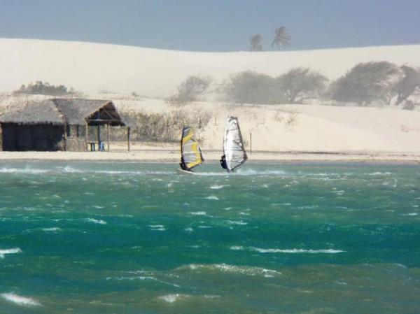 Praia Ilha do Amor.
