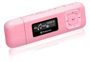 Transcend lança o MP330, leitor de música digital na cor rosa