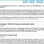 WikiLeaks foi sabotado por um de seus programadores