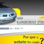Renault aciona usuária por reclamação contra a marca na internet.