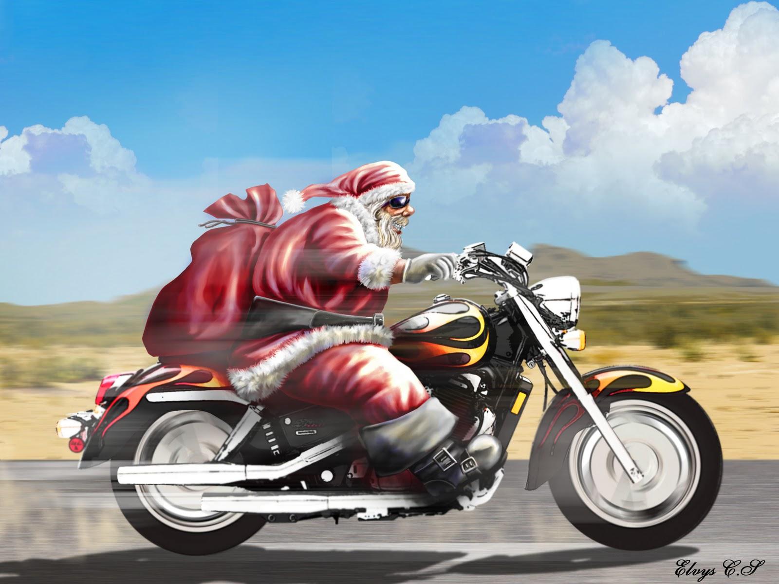 CONTOS DE NATAL: Papai Noel existe, sim! Pode ser você, se quiser!
