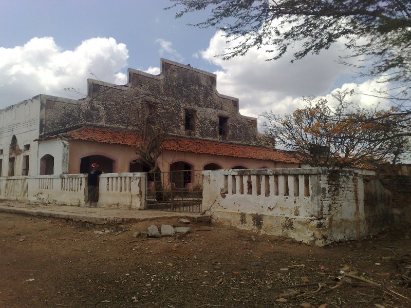 Próximo destino: COCOCI – uma Cidade Fantasma no Interior do Ceará