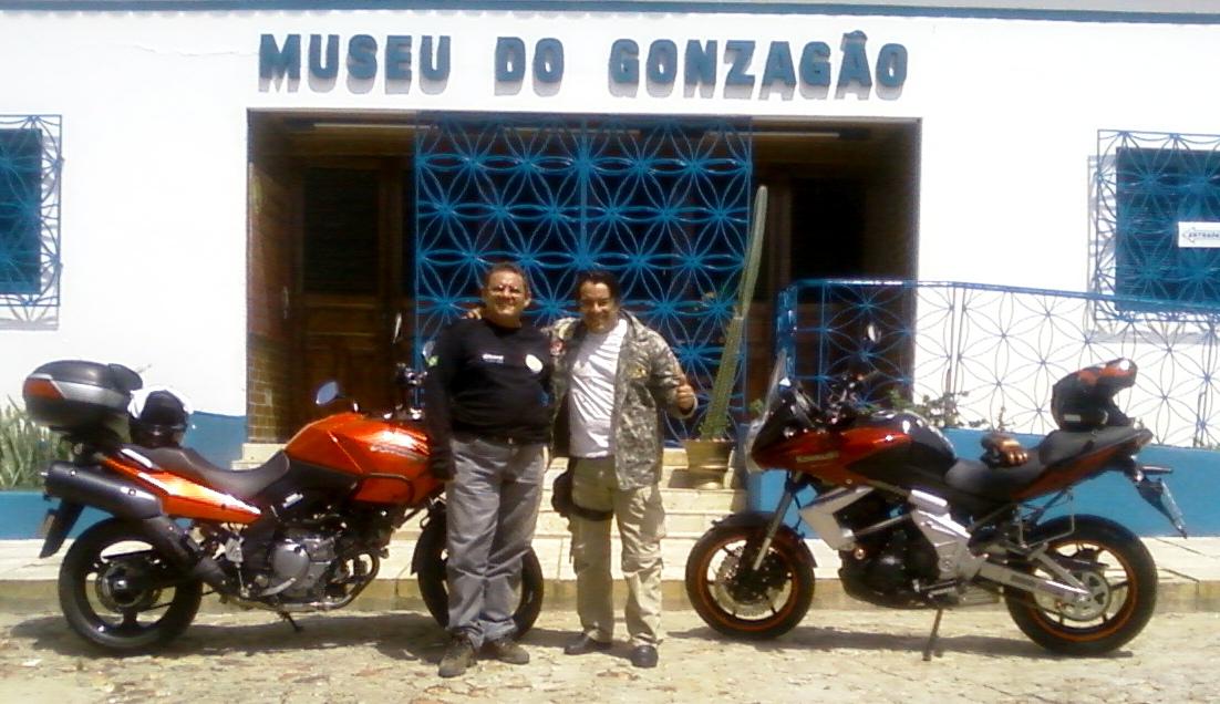 Aventurismo: Os caminhos que levam a Luiz Gonzaga, O Rei do Baião.