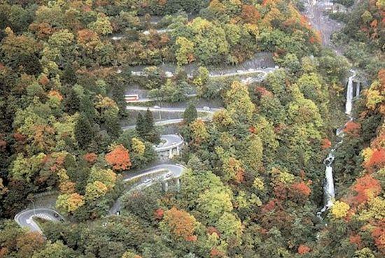 Estradas fantásticas: Iroha-Zaka