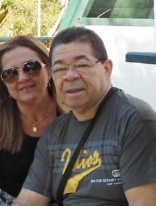 Assis Vidal e Dona Ruth Vidal