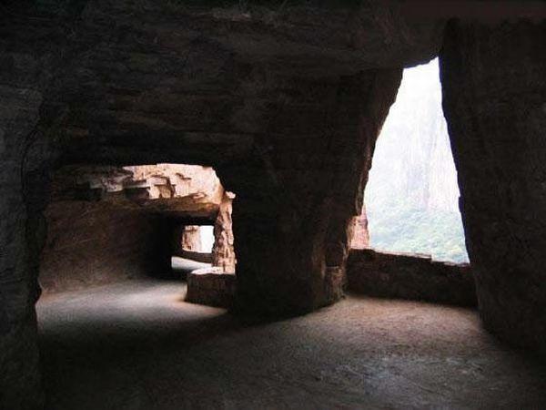 Estradas Fantásticas: Túnel de Guoliang