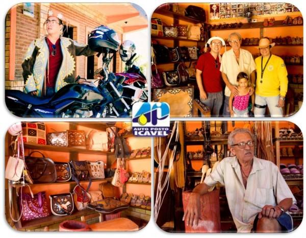Espedito Seleiro - Mais de 60 anos dedicados a arte em couro.