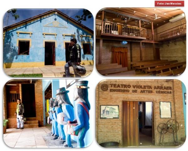 Casa Grande - Fundação Museu do Homem Kariri e Fundação Casa Grande.