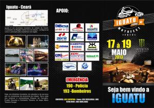 Panfleto Iguatu Moto Fest FRENTE-