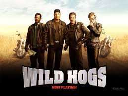 Highway To hell (Wild Hogs) Trilha sonora do filme Motoqueiros Selvagens.