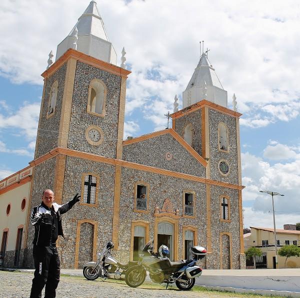 Granja, Ceará. Uma parada para almoçar. Foto: Ricardo Carvalho, Anonymous MG.