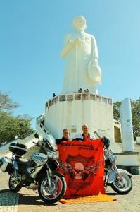 Em Juazeiro do Norte sob as bênçãos de Padre Cícero. Foto: Ricardo Carvalho, Anonymous MG.