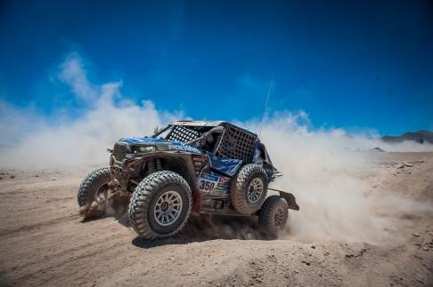 Polaris é Tetracampeã do Rally Dakar 2015