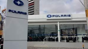 Polaris tem nova loja em Fortaleza