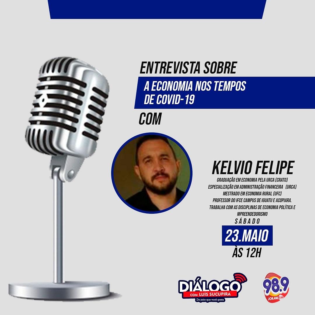 PODCAST DIÁLOGO – A ECONOMIA EM TEMPO DE COVID-19